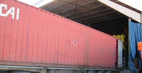 <p>Container certification survey is used to prove the safety condition of the containers in accordance to CSC requirements for international overseas transport.</p>